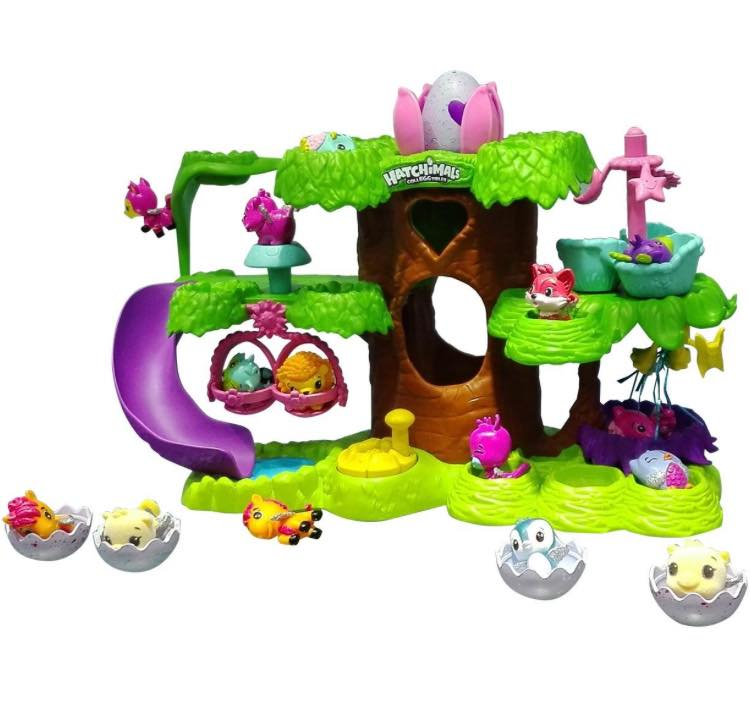 Hatchimal Colleggtibles Hatchery On The Way The Little